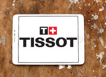 Tissot logo Royalty Free Stock Photo