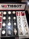 Tissot Watches Stock Photography