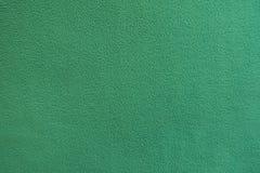 Tissu épais vert de laine polaire Image stock