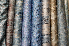 Tissu Photos stock