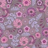 Tissu abstrait sans couture Image libre de droits
