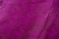 Tissu africain Photos libres de droits