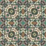 Tissu Art Seamless Pattern ethnique Photographie stock libre de droits