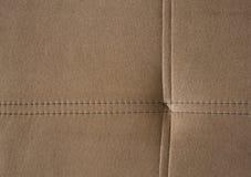 Tissu avec des points de croisement Images stock