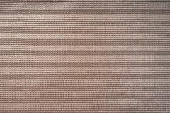 Tissu beige rosâtre en pastel de polyester Photos libres de droits