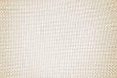 Tissu blanc Photographie stock