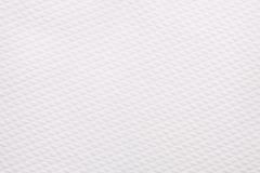 Tissu blanc Image libre de droits