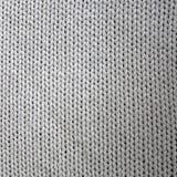 Tissu blanc d'acryl Image stock