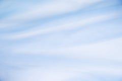 Tissu bleu élégant lisse photos libres de droits