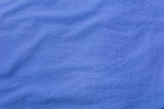 Tissu bleu de fond pour les sofas et la maison tapissés Images libres de droits