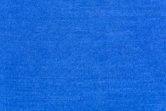 Tissu bleu de fond pour les sofas et la maison tapissés Images stock