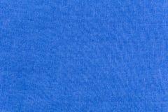 Tissu bleu de fond pour les sofas et la maison tapissés Photographie stock libre de droits