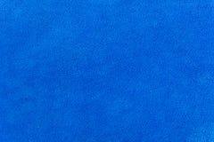 Tissu bleu de fond pour les sofas tapissés et les meubles à la maison Images libres de droits