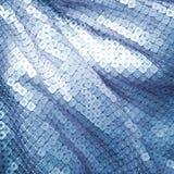 Tissu brillant Photographie stock libre de droits