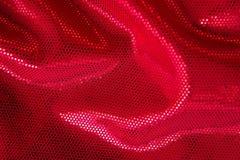 Tissu brillant Image libre de droits