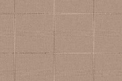 Tissu brun clair Image stock