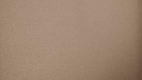 tissu brun fortement détaillé Photographie stock libre de droits
