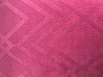 Tissu carré de rose de modèle dans le plein cadre Images stock