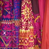 Tissu coloré. images stock