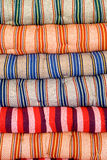 Tissu coloré Image stock