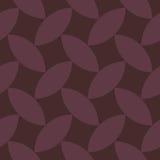 Tissu composé par modèle géométrique d'art abstrait Images stock