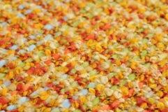 Tissu décoratif Photo stock