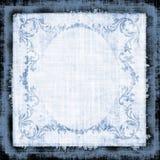 Tissu décoratif Grun de cru Photographie stock