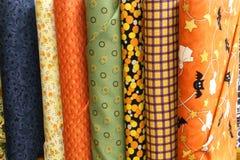 Tissu d'édredon de Veille de la toussaint Photo stock