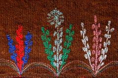 Tissu d'Aymara Photos libres de droits
