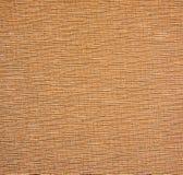 Tissu de Brown Image libre de droits