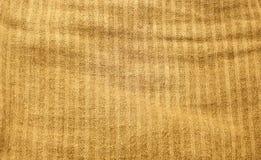 Tissu de Brown qui sera employé comme fond Images stock