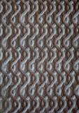 Tissu de capitonnage exclusif avec la conception gravée en relief image libre de droits