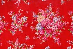 Tissu de chinois traditionnel Image stock