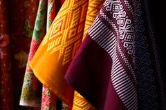 Tissu de conception d'art Image stock