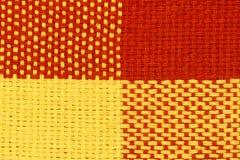 Tissu de coton Photos libres de droits