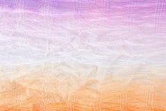 Tissu de couleur photographie stock