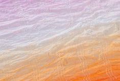 Tissu de couleur images libres de droits