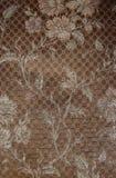 Tissu de cru Image libre de droits