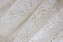 Tissu de dentelle Image stock