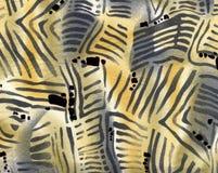 Tissu de fantaisie de mode Image libre de droits