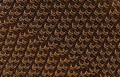 Tissu de fil d'acier Images stock