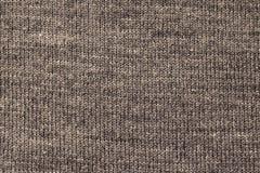 Tissu de gris de texture de fond Photos stock