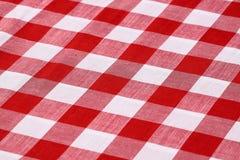 Tissu de guingan Photo libre de droits