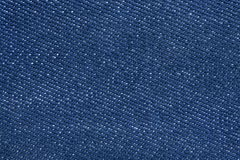 Tissu de Jean Photo stock