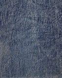 Tissu de Jean Photos libres de droits