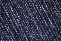 Tissu de jeans Images libres de droits