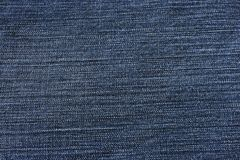 Tissu de jeans Photo stock