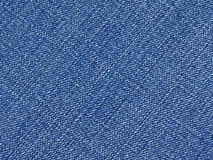 Tissu de jeans Photos libres de droits