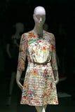 Tissu de la mode des femmes sur le mannequin Photo libre de droits