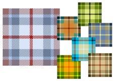 Tissu de laine Photographie stock libre de droits